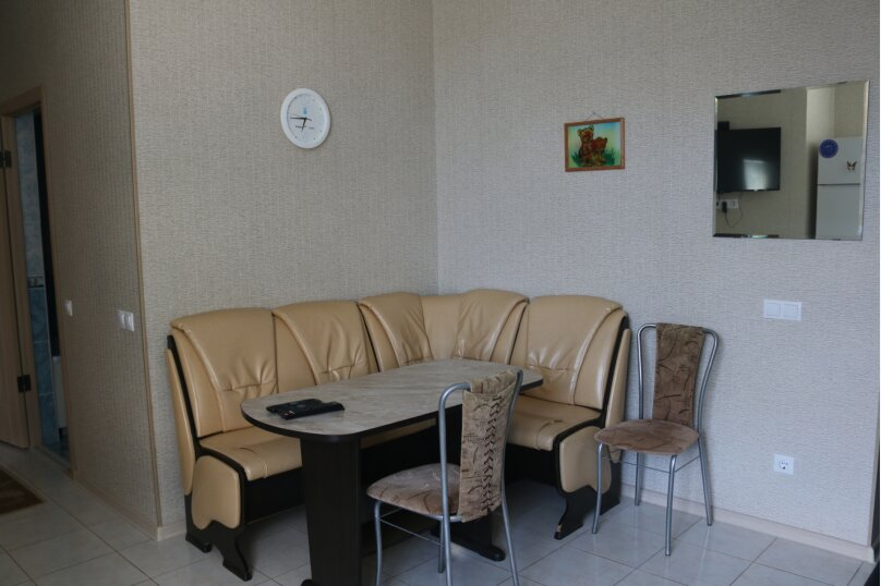 2-комн. квартира, 43 кв.м. на 4 человека, улица Тельмана, 50, Геленджик - Фотография 11