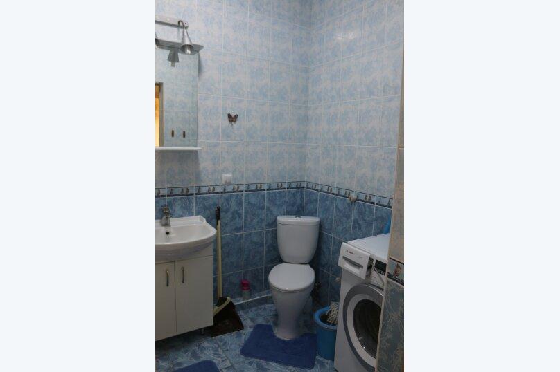 2-комн. квартира, 43 кв.м. на 4 человека, улица Тельмана, 50, Геленджик - Фотография 15