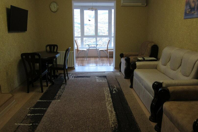3-комн. квартира, 80 кв.м. на 6 человек, Фрунзенское шоссе, 8А, Партенит - Фотография 9