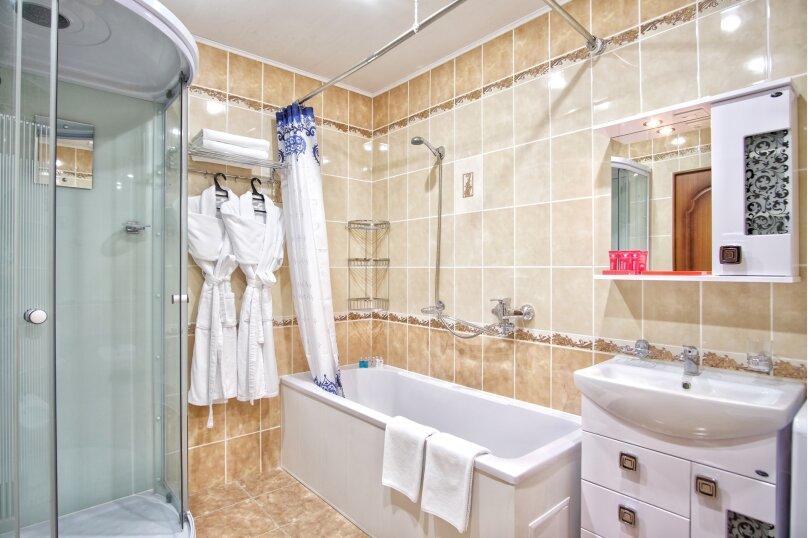 Двухкомнатный апартамент, территория ОК Прометей, 1, Небуг - Фотография 2