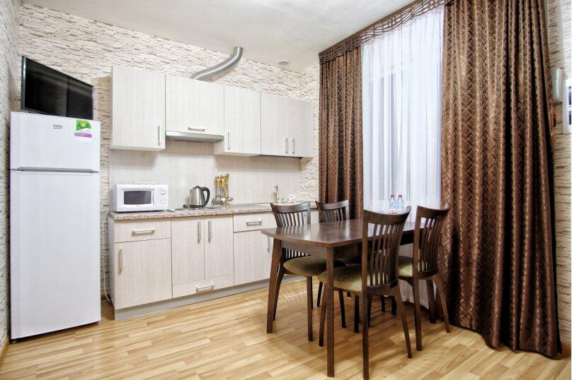 Двухкомнатный апартамент, территория ОК Прометей, 1, Небуг - Фотография 4