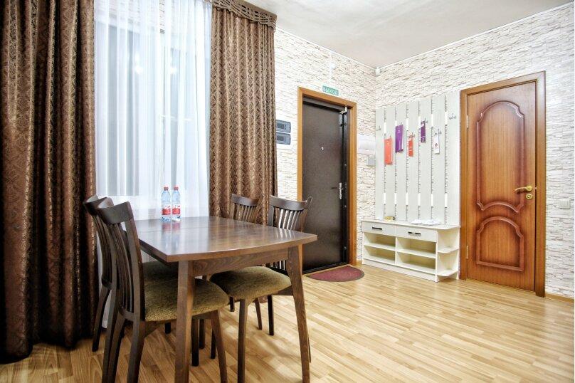 Двухкомнатный апартамент, территория ОК Прометей, 1, Небуг - Фотография 5