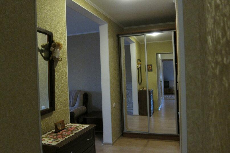 3-комн. квартира, 80 кв.м. на 6 человек, Фрунзенское шоссе, 8А, Партенит - Фотография 11