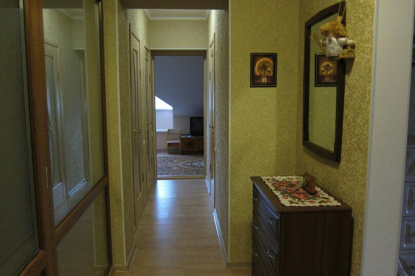 3-комн. квартира, 80 кв.м. на 6 человек, Фрунзенское шоссе, 8А, Партенит - Фотография 12