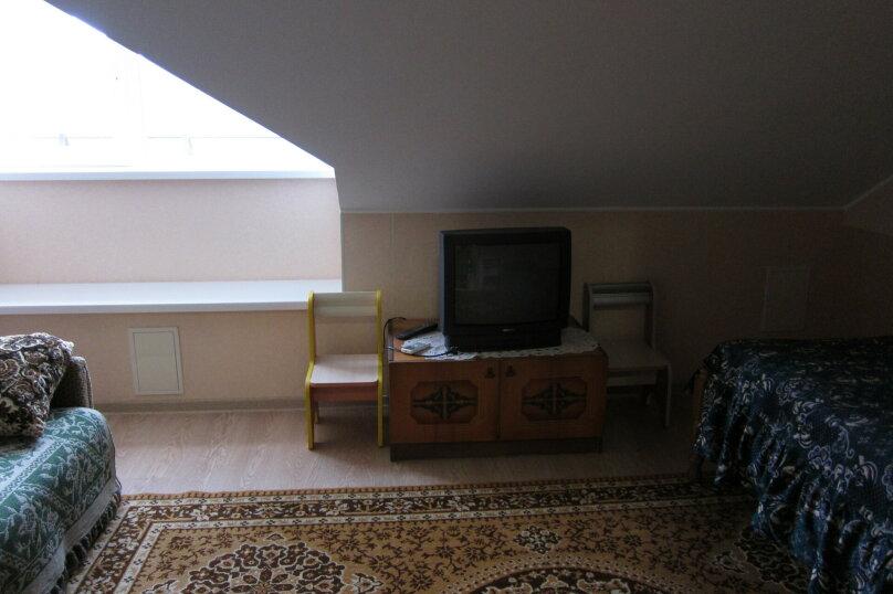 3-комн. квартира, 80 кв.м. на 6 человек, Фрунзенское шоссе, 8А, Партенит - Фотография 14