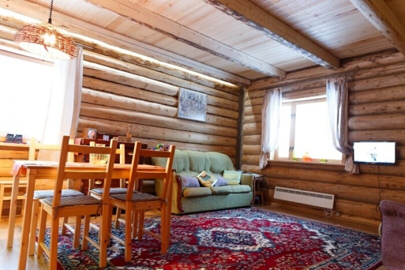 Дом, 70 кв.м. на 5 человек, 2 спальни, с. Деревянное, ул. Луговая, 9, Петрозаводск - Фотография 7