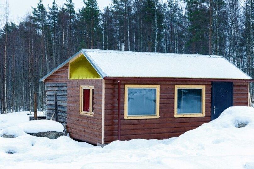Дом, 70 кв.м. на 5 человек, 2 спальни, с. Деревянное, ул. Луговая, 9, Петрозаводск - Фотография 8