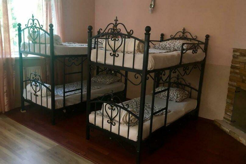 Кровать в общем номере, д. Рузино, ул. Заречная, 6, Зеленоград - Фотография 1