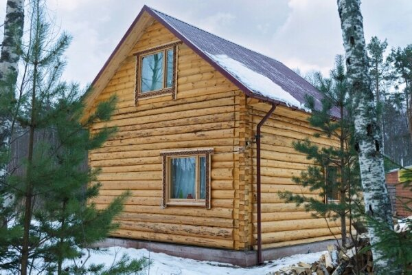 Дом, 70 кв.м. на 5 человек, 2 спальни, с. Деревянное, ул. Луговая, 9, Петрозаводск - Фотография 1