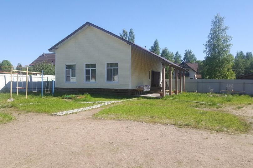 Дом, 110 кв.м. на 10 человек, 4 спальни, пос. Глубокое, уч. 13, Санкт-Петербург - Фотография 2