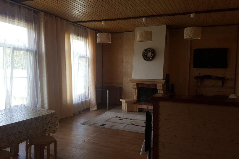 Дом, 110 кв.м. на 10 человек, 4 спальни, пос. Глубокое, уч. 13, Санкт-Петербург - Фотография 6