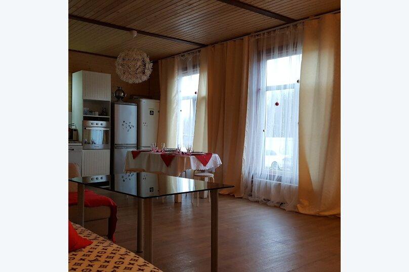 Дом, 110 кв.м. на 10 человек, 4 спальни, пос. Глубокое, уч. 13, Санкт-Петербург - Фотография 8