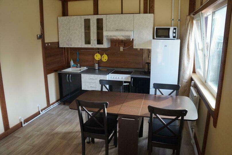Дом с 2 спальнями , 84 кв.м. на 6 человек, 2 спальни, пос. Ларионово, ул. Озерная, 38, Приозерск - Фотография 6