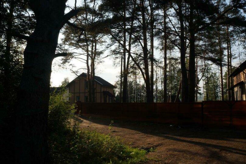Дом с 2 спальнями , 84 кв.м. на 6 человек, 2 спальни, пос. Ларионово, ул. Озерная, 38, Приозерск - Фотография 18