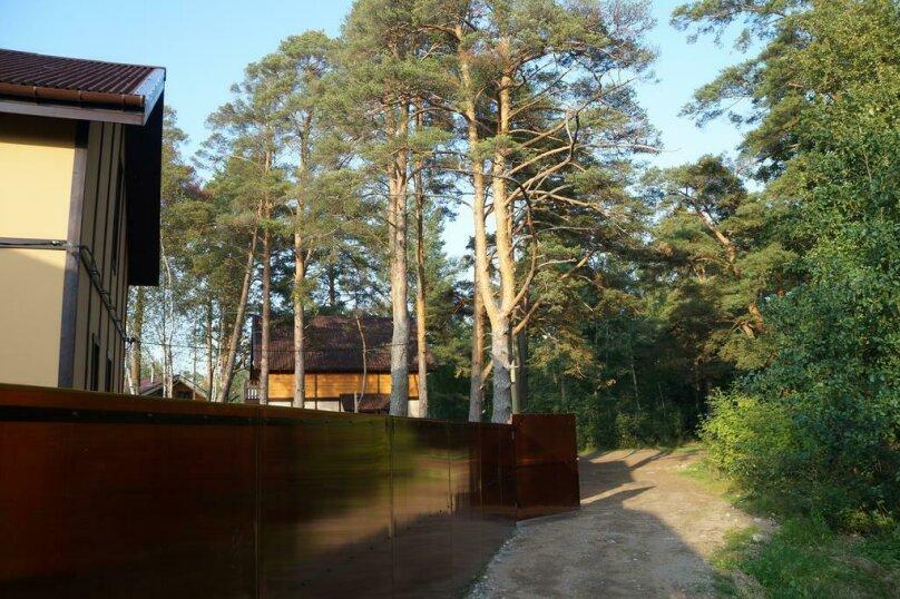 Дом с 2 спальнями , 84 кв.м. на 6 человек, 2 спальни, пос. Ларионово, ул. Озерная, 38, Приозерск - Фотография 19
