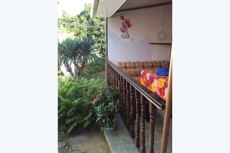 Дом под ключ , 200 кв.м. на 15 человек, 8 спален, пос. Птицефабрика, Фабричная , 19, Пицунда - Фотография 16