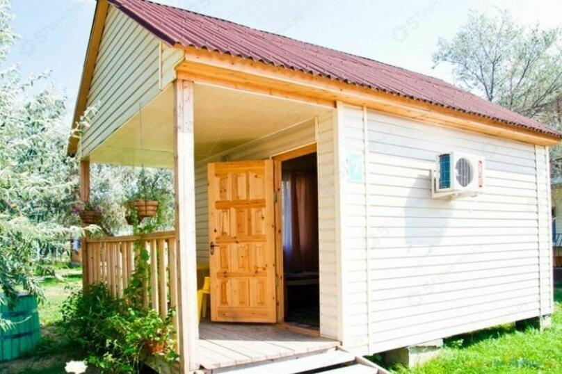 Домик 1 комнатный Повышенной комфортности  2х-местный, Калабадка, 84, Пересыпь - Фотография 1