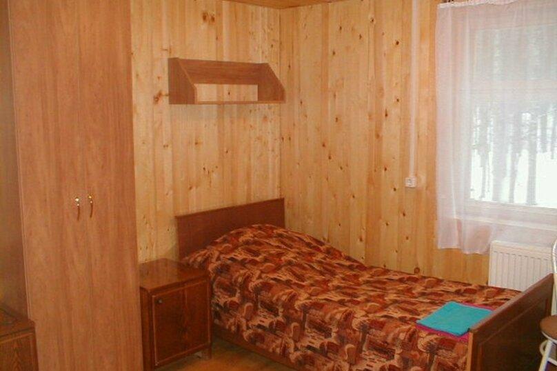 Койко место в двухместном номере, поселок Чална, 7, Петрозаводск - Фотография 1