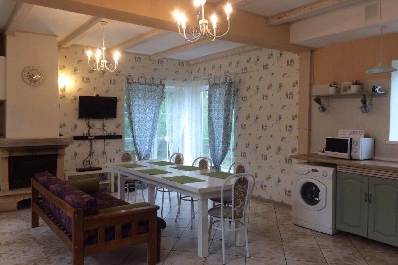 Просторный, светлый дом, для Вас, 140 кв.м. на 14 человек, 4 спальни, д. Рохма, 7, Санкт-Петербург - Фотография 14