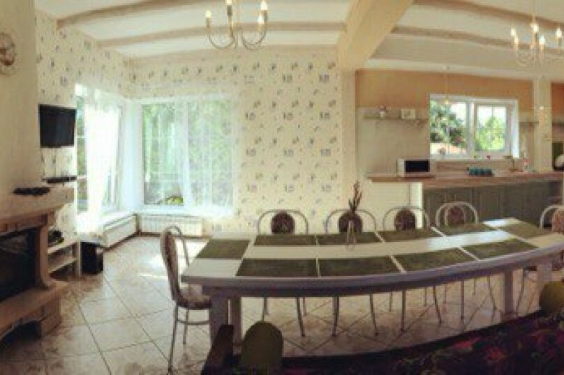 Просторный, светлый дом, для Вас, 140 кв.м. на 14 человек, 4 спальни, д. Рохма, 7, Санкт-Петербург - Фотография 16