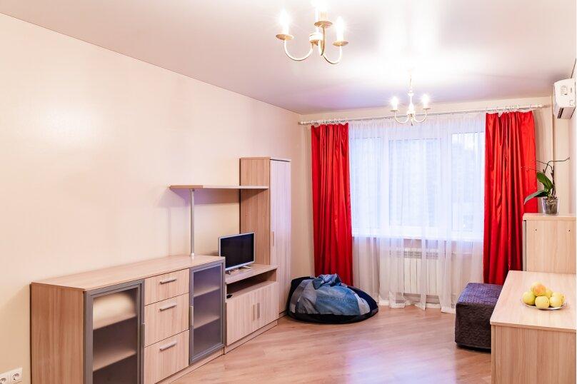 1-комн. квартира, 37 кв.м. на 3 человека, улица Кораблестроителей, 29к1, Санкт-Петербург - Фотография 8