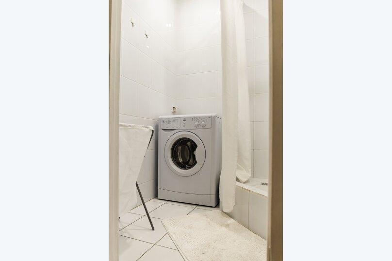 1-комн. квартира, 37 кв.м. на 3 человека, улица Кораблестроителей, 29к1, Санкт-Петербург - Фотография 18