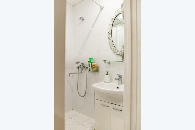 1-комн. квартира, 37 кв.м. на 3 человека, улица Кораблестроителей, 29к1, Санкт-Петербург - Фотография 19