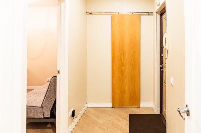 1-комн. квартира, 37 кв.м. на 3 человека, улица Кораблестроителей, 29к1, Санкт-Петербург - Фотография 21