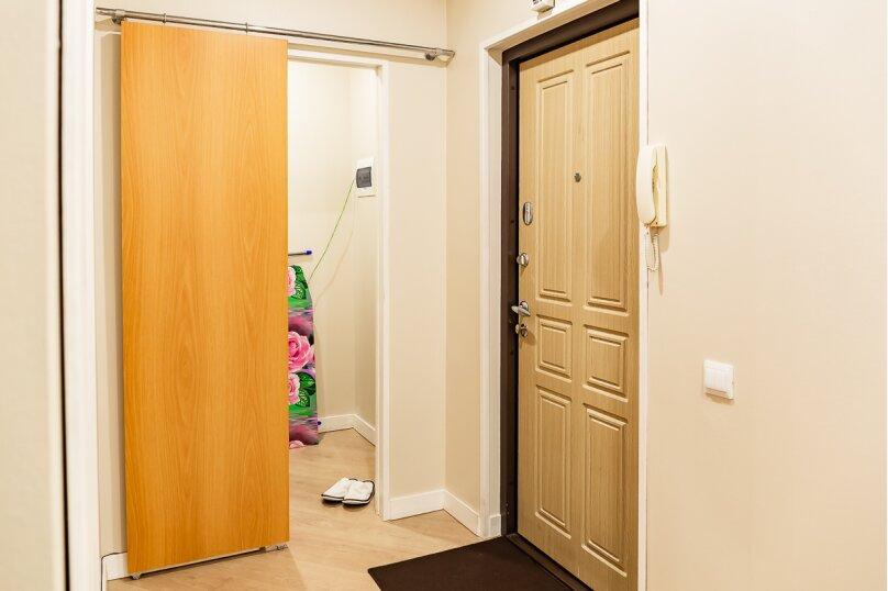 1-комн. квартира, 37 кв.м. на 3 человека, улица Кораблестроителей, 29к1, Санкт-Петербург - Фотография 22