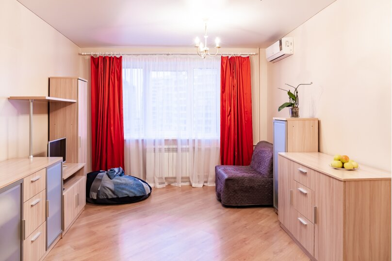 1-комн. квартира, 37 кв.м. на 3 человека, улица Кораблестроителей, 29к1, Санкт-Петербург - Фотография 25