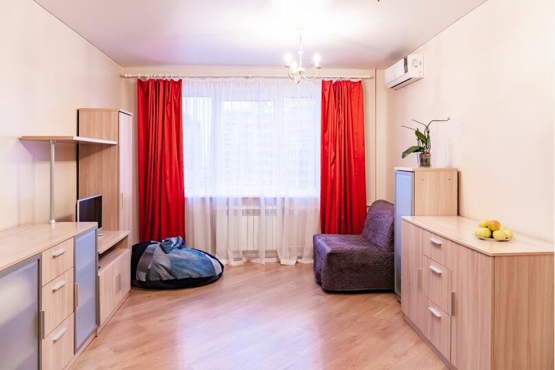 1-комн. квартира, 37 кв.м. на 3 человека, улица Кораблестроителей, 29к1, Санкт-Петербург - Фотография 26