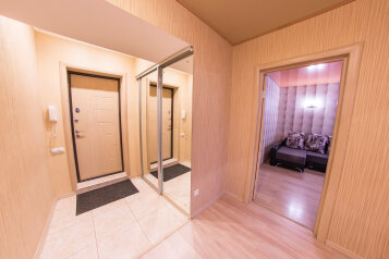 2-комн. квартира, 70 кв.м. на 6 человек, улица Степана Разина, 14, Саратов - Фотография 4