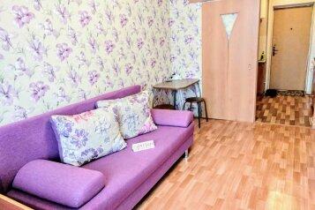 1-комн. квартира, 21 кв.м. на 3 человека, улица Татарстан, 51, Казань - Фотография 1