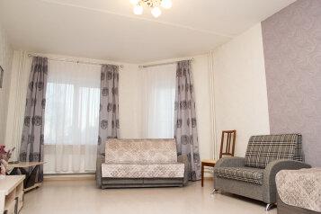 1-комн. квартира, 46 кв.м. на 4 человека, Повенецкая улица, Петрозаводск - Фотография 4