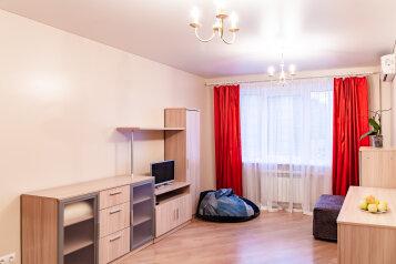 1-комн. квартира, 37 кв.м. на 3 человека, улица Кораблестроителей, 29к1, Санкт-Петербург - Фотография 1