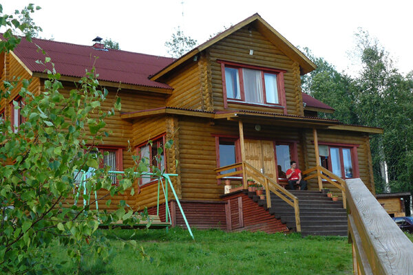 Гостевой дом на турбазе, д. Вагвозеро, 1 на 10 номеров - Фотография 1