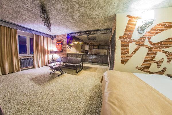1-комн. квартира, 42 кв.м. на 4 человека, Индустриальная улица, 68, Липецк - Фотография 1