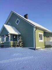 Дом, 120 кв.м. на 10 человек, 3 спальни, Куркиёки, Зелёная улица, Лахденпохья - Фотография 1