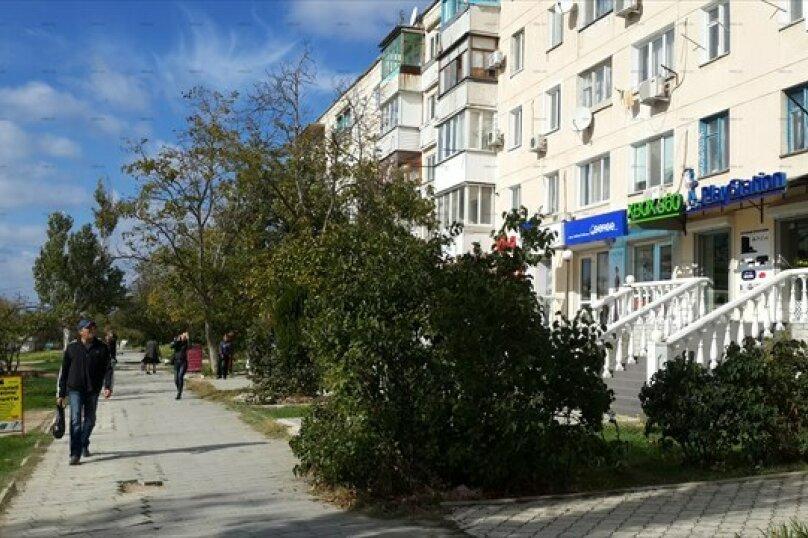 1-комн. квартира, 35 кв.м. на 4 человека, проспект Октябрьской Революции, 43, Севастополь - Фотография 14