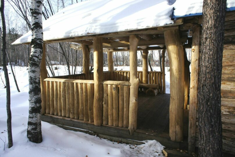 Альпийский домик , 95 кв.м. на 6 человек, 3 спальни, Снежная улица, 2, Байкальск - Фотография 18