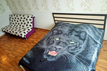 1-комн. квартира, 42 кв.м. на 4 человека, улица Петра Подзолкова, Красноярск - Фотография 2
