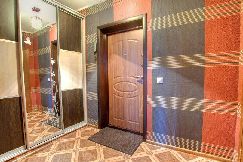 1-комн. квартира, 40 кв.м. на 4 человека, улица Алексеева, 27, Красноярск - Фотография 6