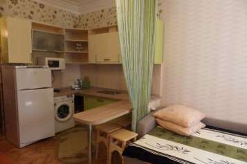 1-комн. квартира, 24 кв.м. на 3 человека, Ленинградская, Гурзуф - Фотография 3