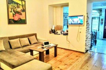 2-комн. квартира, 85 кв.м. на 4 человека, улица Павла Ингороквы, Тбилиси - Фотография 2