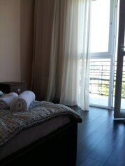 3-комн. квартира, 100 кв.м. на 6 человек, Юнкеров 1, Тбилиси - Фотография 1