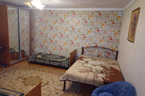 Однокомнатный домик под ключ, 42 кв.м. на 4 человека, 1 спальня