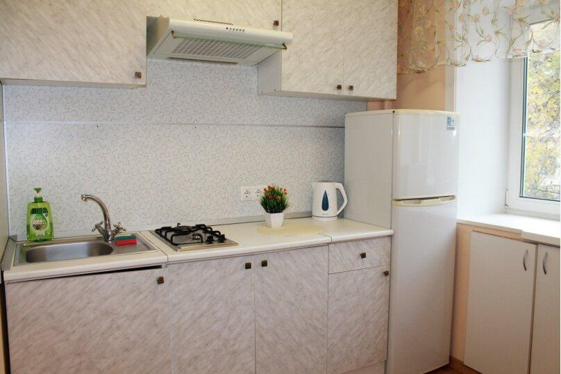 2-комн. квартира, 47 кв.м. на 5 человек, Амурский бульвар, 5/116, Хабаровск - Фотография 9