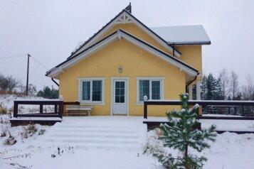 Дом с выделенной мангальной зоной, 140 кв.м. на 14 человек, 3 спальни, д. Рохма, ДНП Никольское, 36, Санкт-Петербург - Фотография 2