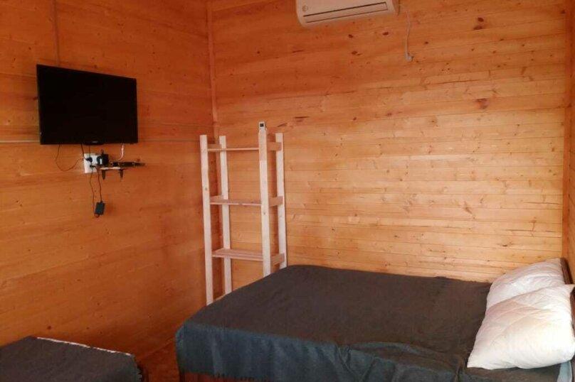 Домик , 65 кв.м. на 8 человек, 2 спальни, Ново-Западная улица, 39, ПК Кавказ, Голубицкая - Фотография 4