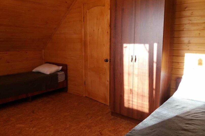Домик , 65 кв.м. на 8 человек, 2 спальни, Ново-Западная улица, 39, ПК Кавказ, Голубицкая - Фотография 5